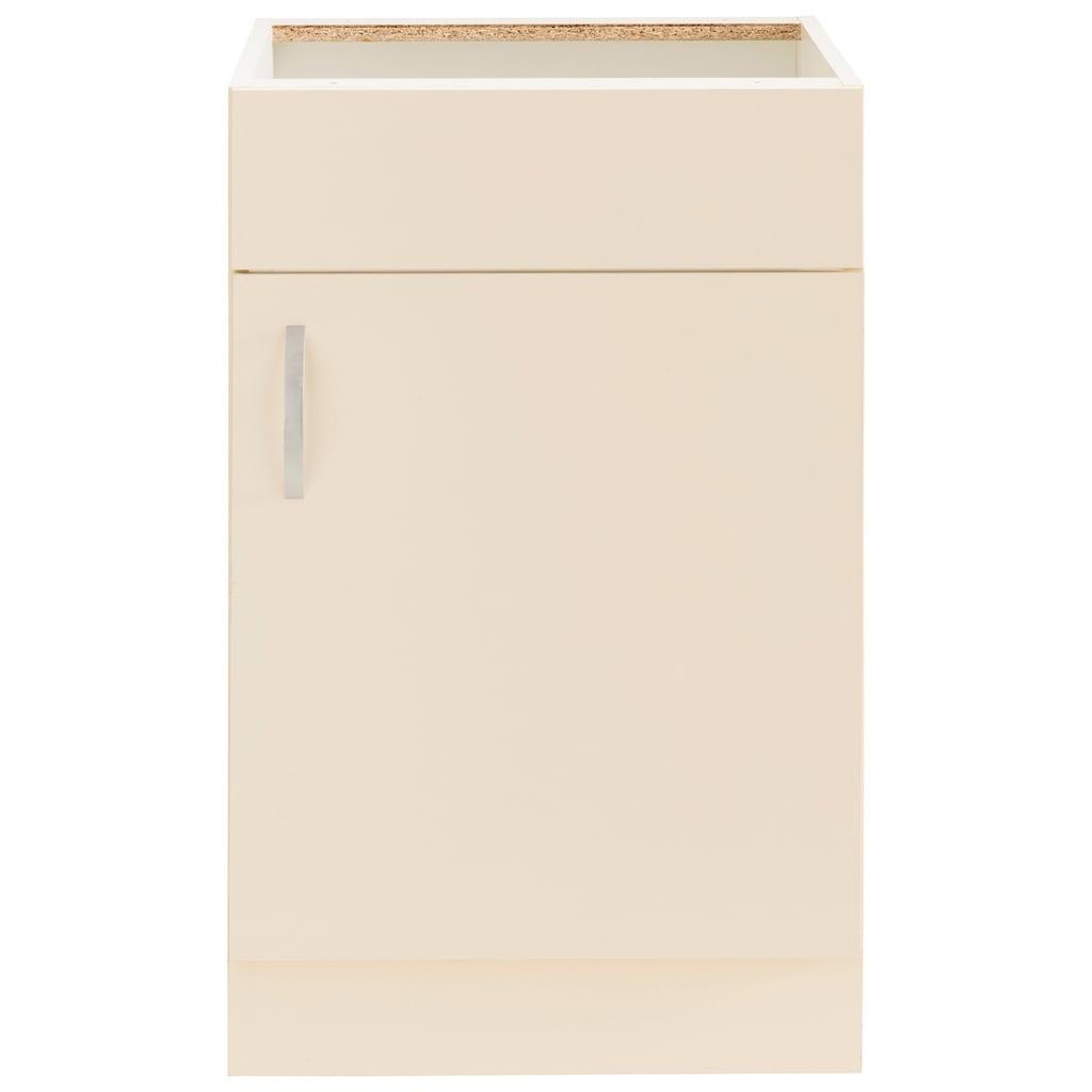 wiho Küchen Spülenschrank »Flexi«, Breite 50 cm