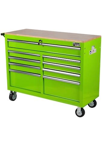 ZIPPER Werkstattwagen, mit 9 Schubfächern kaufen