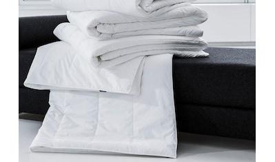 4 - Jahreszeitenbett, »Famous«, Centa - Star, Bezug: 100% Baumwolle kaufen