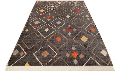 Wecon home Teppich »Mont Royal«, rechteckig, 8 mm Höhe, Wohnzimmer kaufen