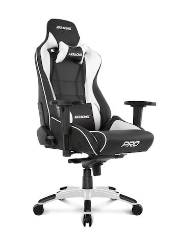 AKRacing Gaming Stuhl Master Pro »weiß« kaufen