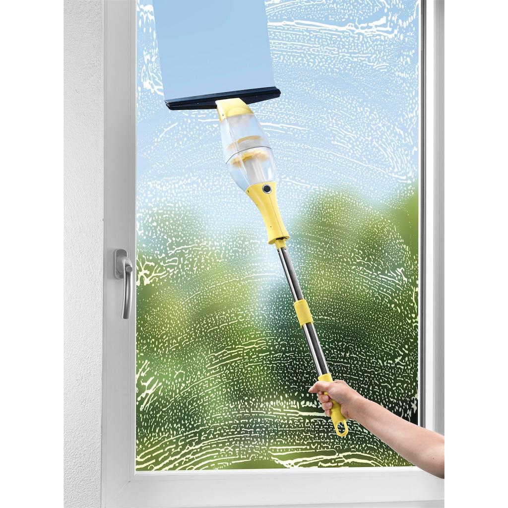 CLEANmaxx Akku-Fensterreiniger »2304«, inkl. Teleskopstange