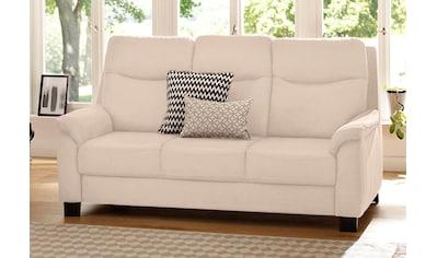 Home affaire 3-Sitzer »Bocca«, mit Federkern, incl. Kopfteilverstellung kaufen