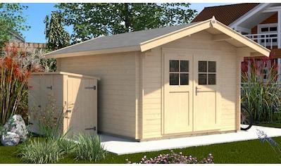 WEKA Gartenhaus »132 Premium«, BxT: 300x320 cm, inkl. Fußboden kaufen