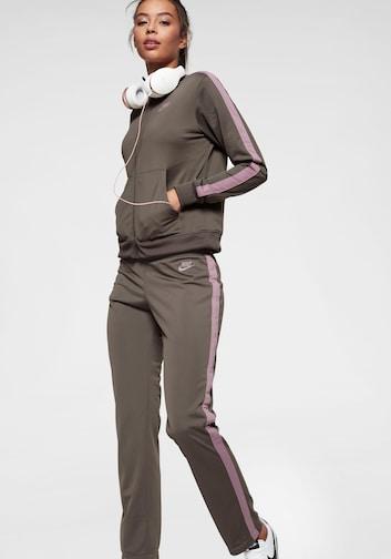 cadd00700f Nike Sportswear Trainingsanzug »WOMEN NSW TRACK SUIT PK OH« (Set, 2 ...