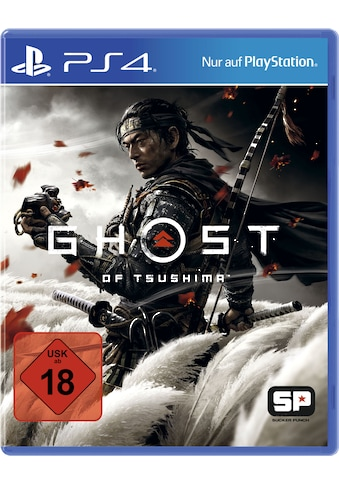 Ghost of Tsushima PlayStation 4 kaufen