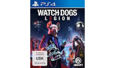 Watch Dogs: Legion PlayStation 4 kaufen