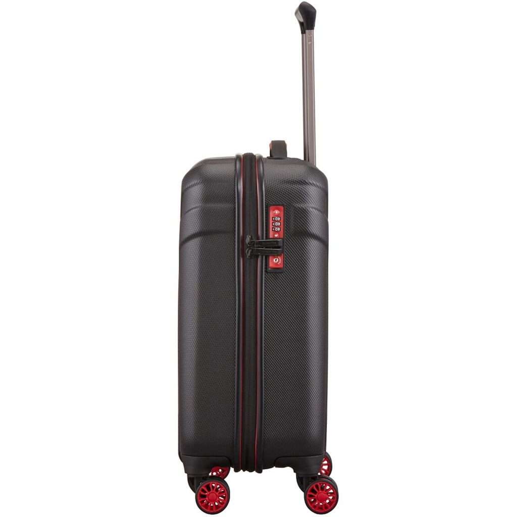 travelite Hartschalen-Trolley »Vector, 55 cm«, 4 Rollen