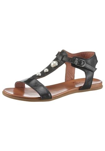 2GO FASHION Sandale, mit Schmucksteinen kaufen