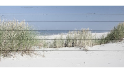 queence Holzbild »Ariah«, Strand, (1 St.) kaufen