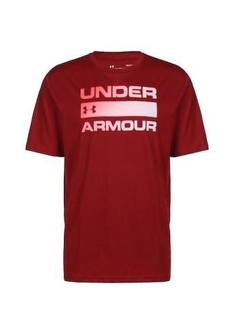 Under Armour® Trainingsshirt »Team Issue Wordmark« kaufen