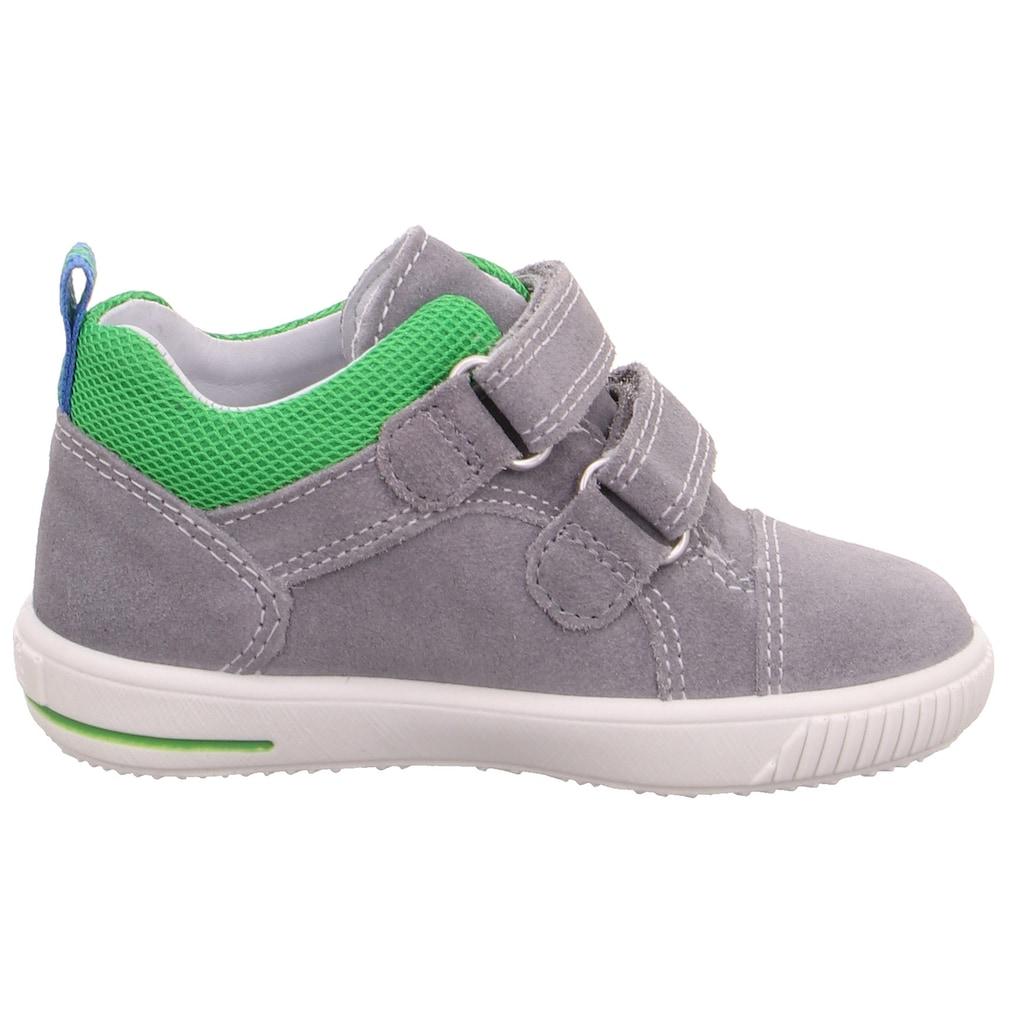 Superfit Sneaker »Moppy WMS Weiten-Messsystem: mittel«, mit doppeltem Klettverschluss