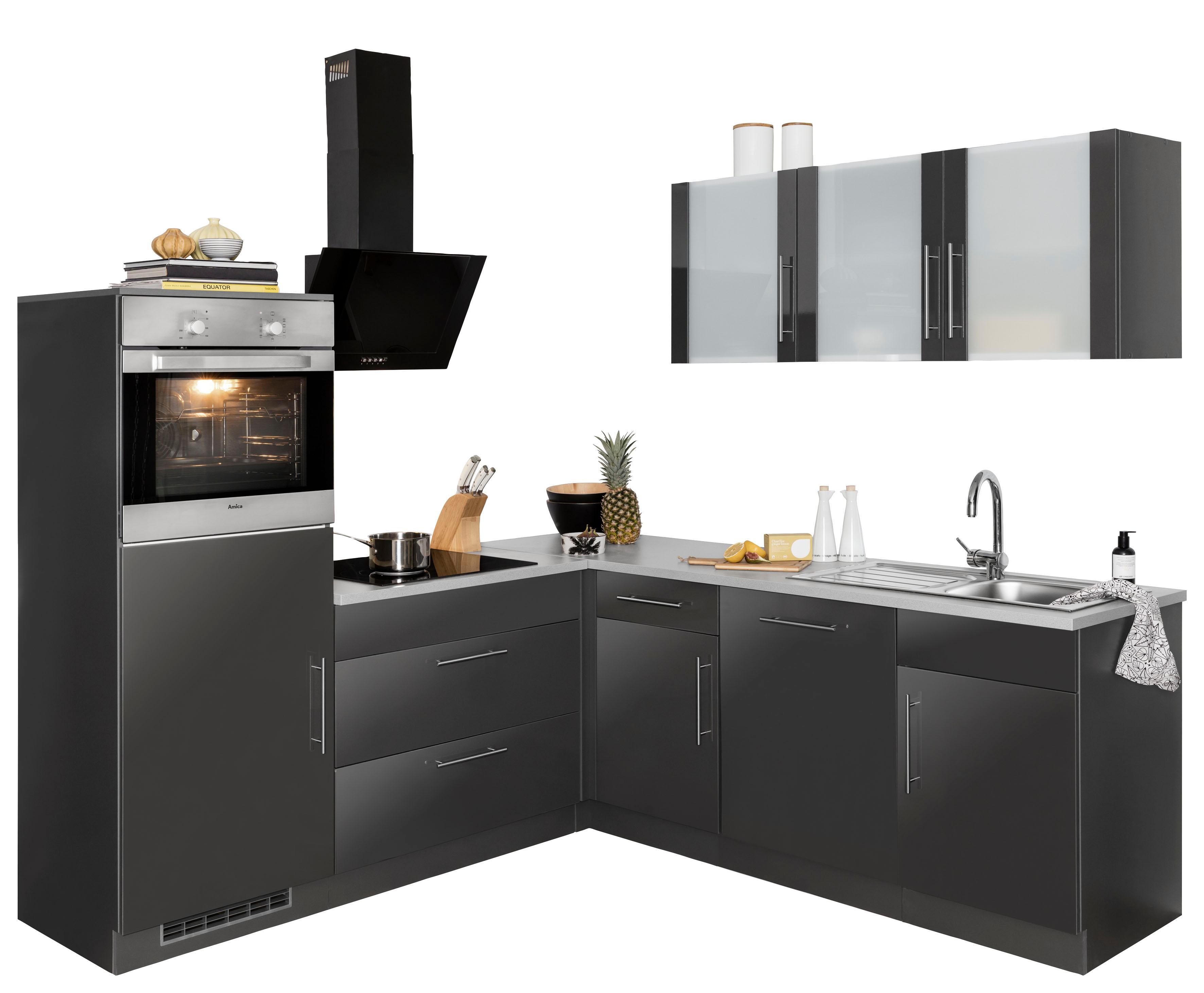 wiho k chen winkelk che cali auf rechnung kaufen baur. Black Bedroom Furniture Sets. Home Design Ideas