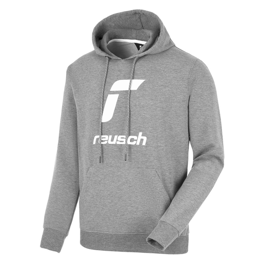 Reusch Kapuzensweatshirt »Hoodie Essentials«, mit praktischem Kordelzug