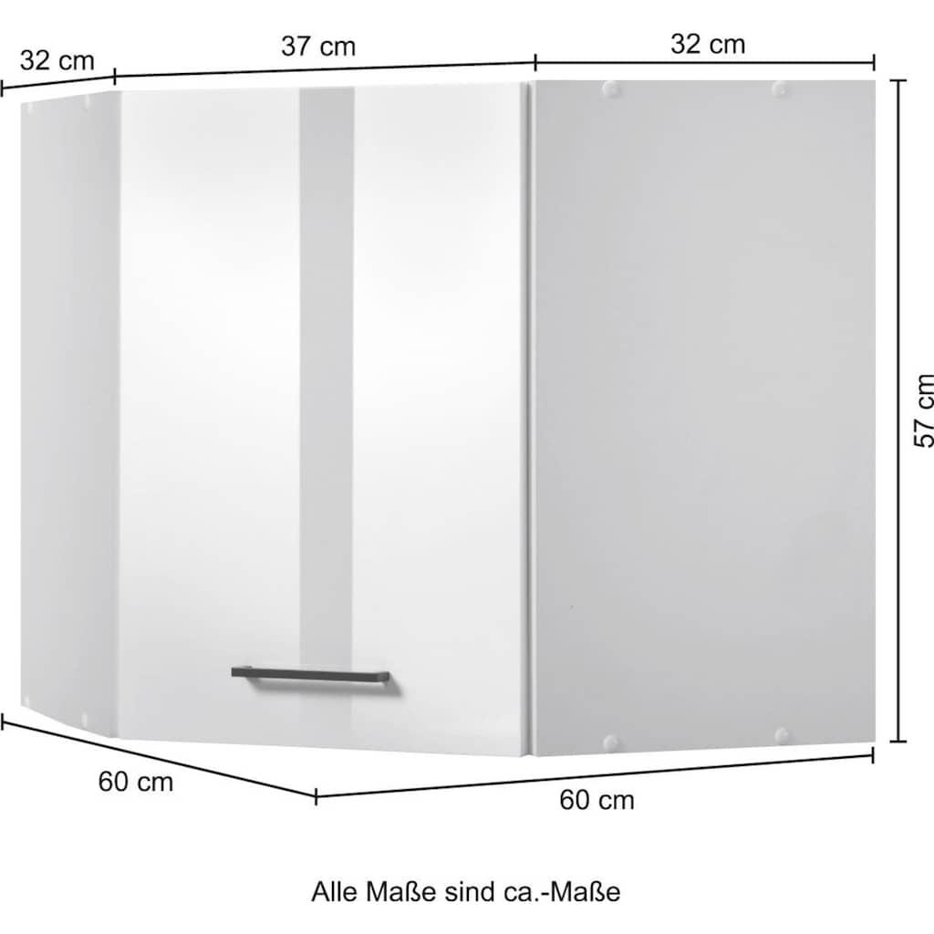 HELD MÖBEL Eckhängeschrank »Trier«, für Stauraum in der Ecke