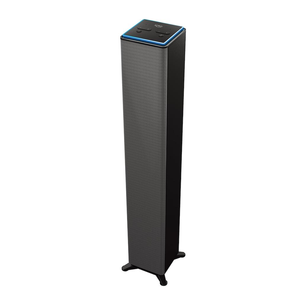 Xoro »XVS 200« Home Speaker (Bluetooth, Multiroom, WLAN)