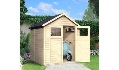 KONIFERA Gartenhaus »Sylt 2« kaufen