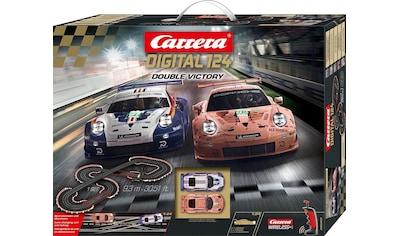 """Carrera® Autorennbahn """"Carrera® Digital 124  -  Double Victory"""", (Streckenlänge 9,3 m), (Set) kaufen"""