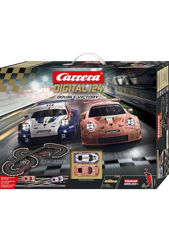 Carrera® Autorennbahn »Carrera® Digital 124 - Double Victory«, (Set) kaufen