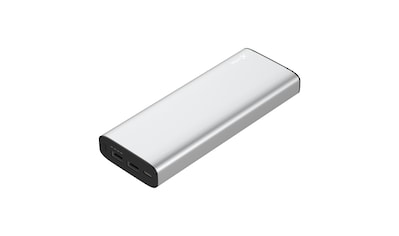 XLAYER Zusatzakku »Powerbank PLUS MacBook Silver 20100mAh (45W) Smart« kaufen