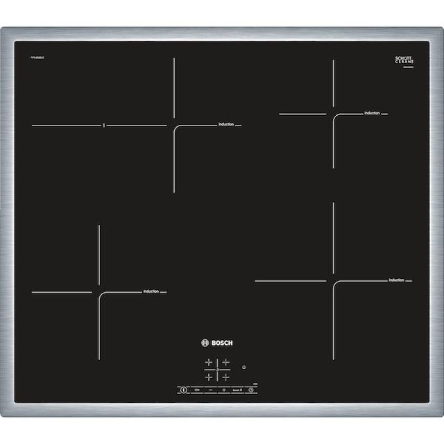 BOSCH Induktions-Kochfeld von SCHOTT CERAN® Serie 4