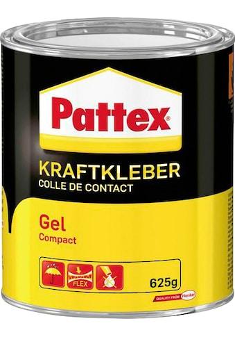 Pattex Klebstoff »Gel Compact«, für Biegeleisten, gebrauchsfertig, 625 g kaufen