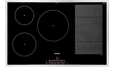 SIEMENS Flex - Induktions - Kochfeld von SCHOTT CERAN® iQ700 EX845FVC1E kaufen