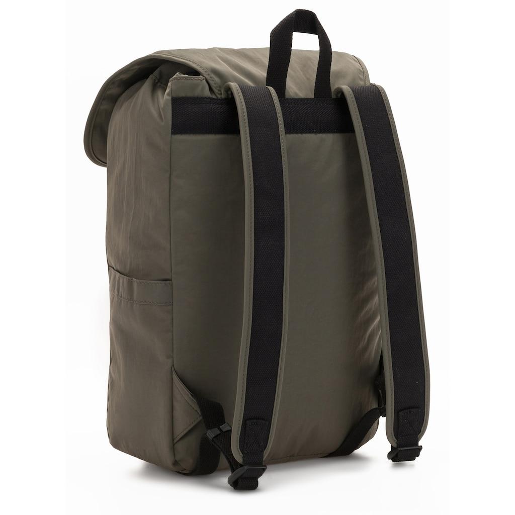 KIPLING Laptoprucksack »Winton, Cool Moss«