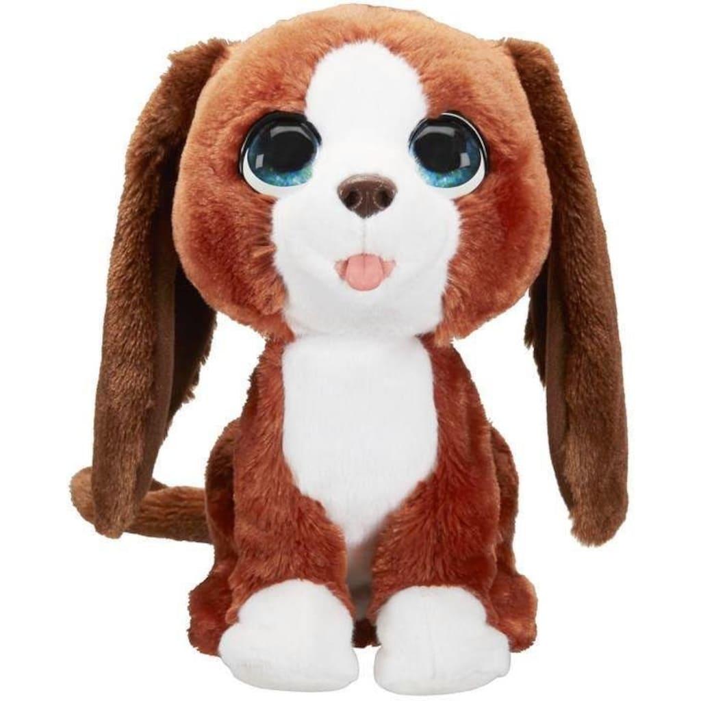 Hasbro Kuscheltier »furReal Hector, mein Wachhund«