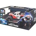 Revell® RC-Monstertruck »X-Treme Car CROSS STORM«, Geschwindigkeit bis zu 50 km/h