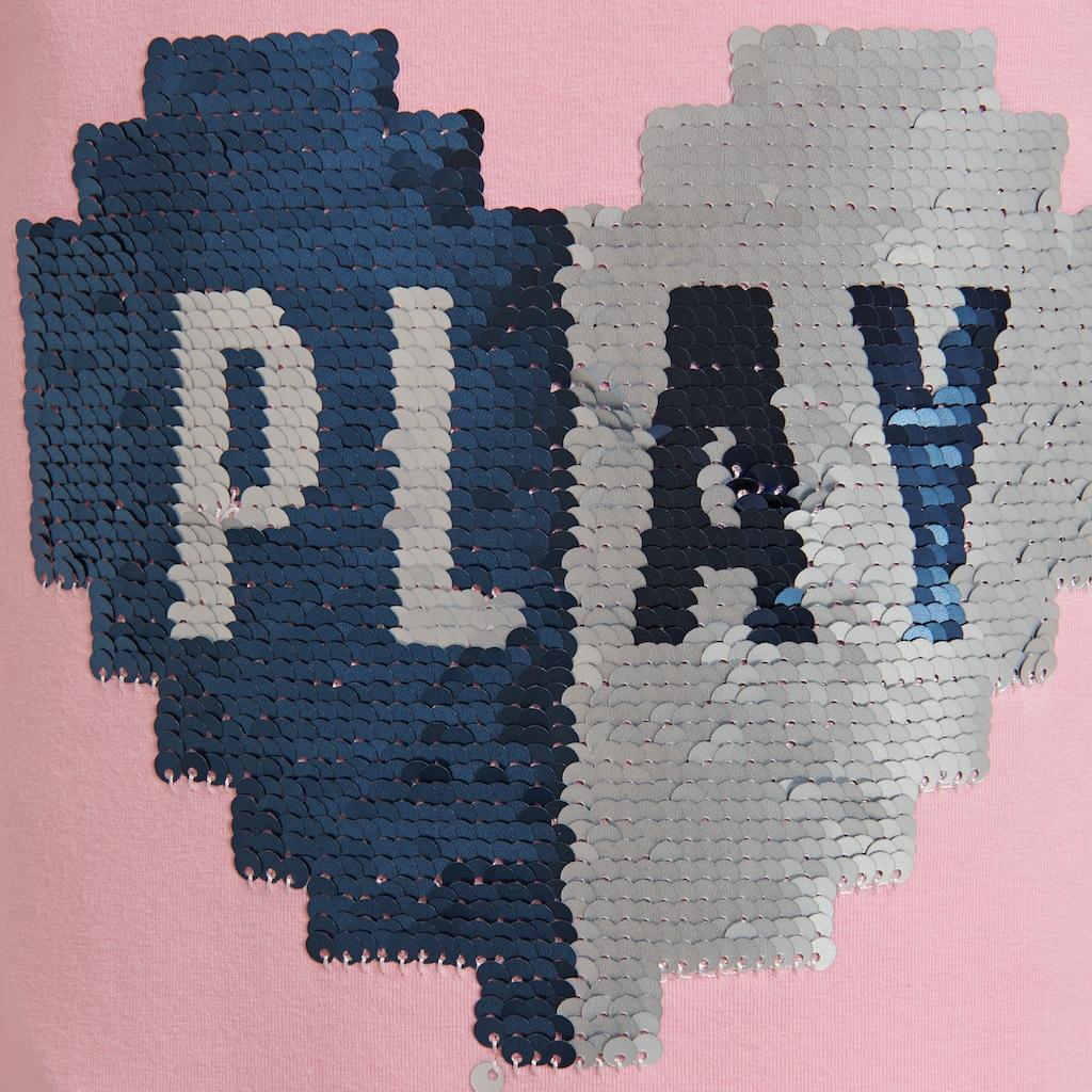 """LEGO® Wear Langarmshirt »LWTONE 102«, """"mit einen Herzdruck aus Wendepailletten"""""""