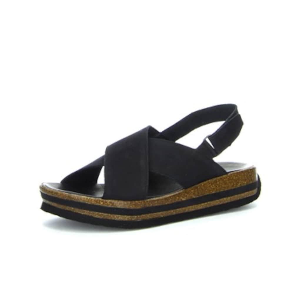 Think! Sandale »Zega«, mit Klettverschluss