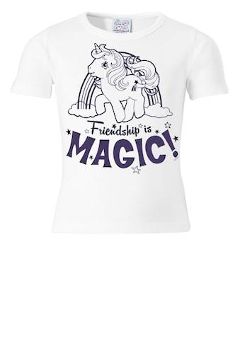 LOGOSHIRT T - Shirt mit niedlichem Print »My Little Pony« kaufen