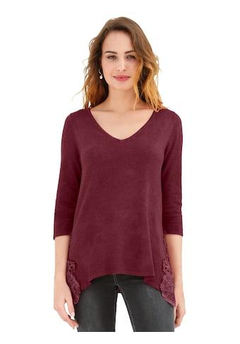 Amy Vermont V - Ausschnitt - Pullover kaufen