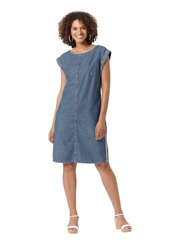 Casual Looks Kleid in figurfreundlicher Schnittführung kaufen