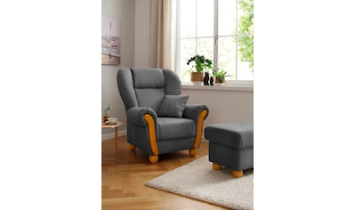 Home affaire Loungesessel »Milano Vintage« kaufen