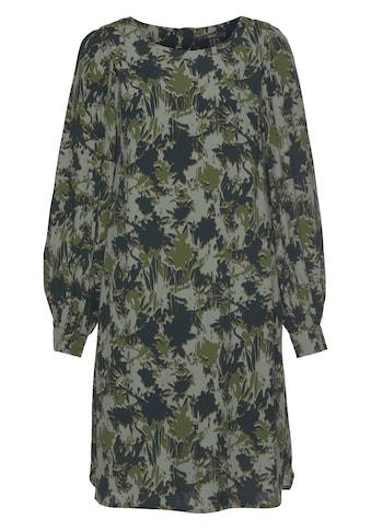Esprit Collection Blusenkleid, im tollen Alloverprint im Camouflage-Look kaufen