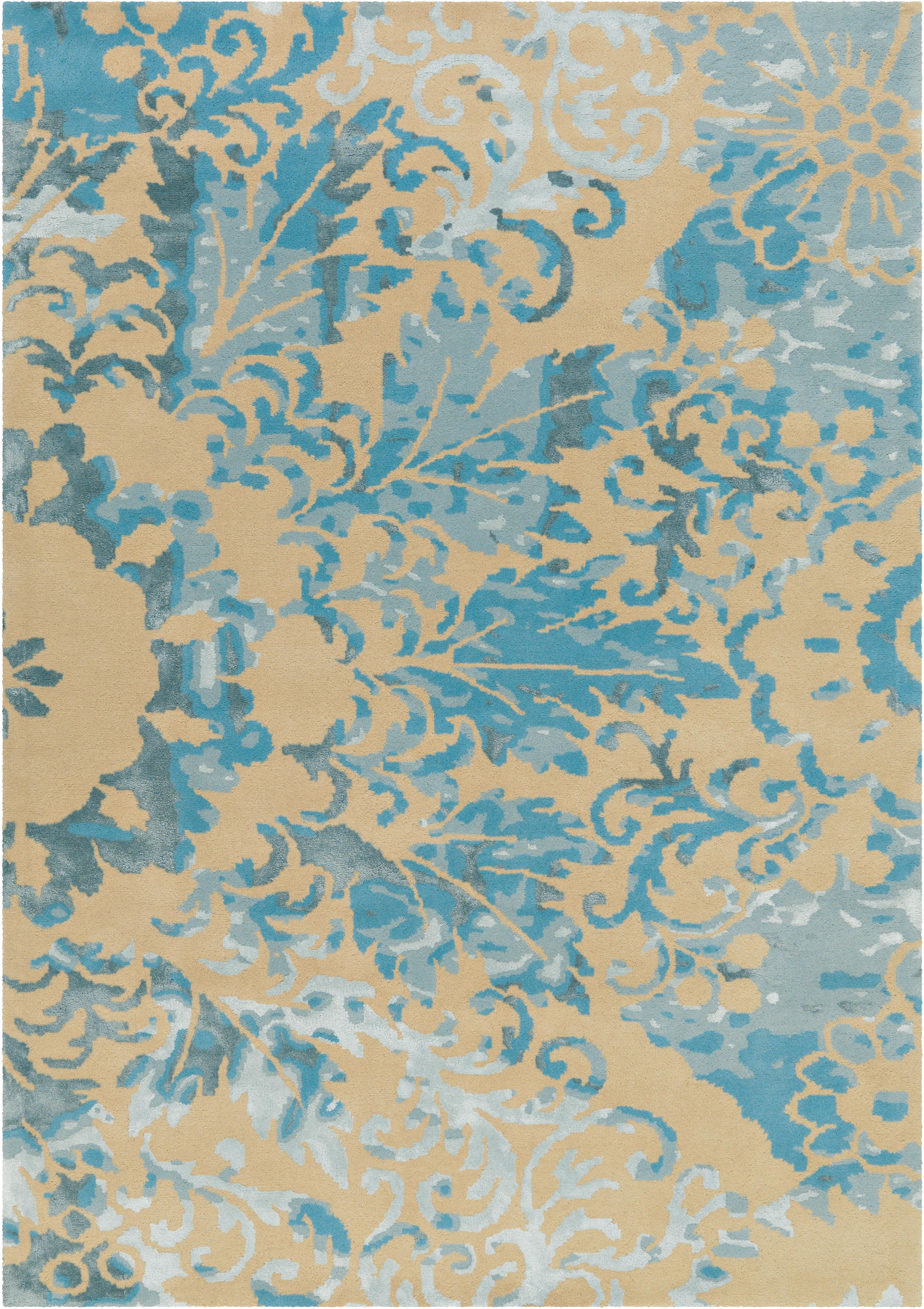 Teppich Satin 8061 Arte Espina rechteckig Höhe 4 mm handgetuftet