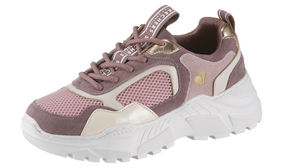Skechers Plateausneaker »B-Rad - Kicks Love«, im trendigen Materialmix kaufen