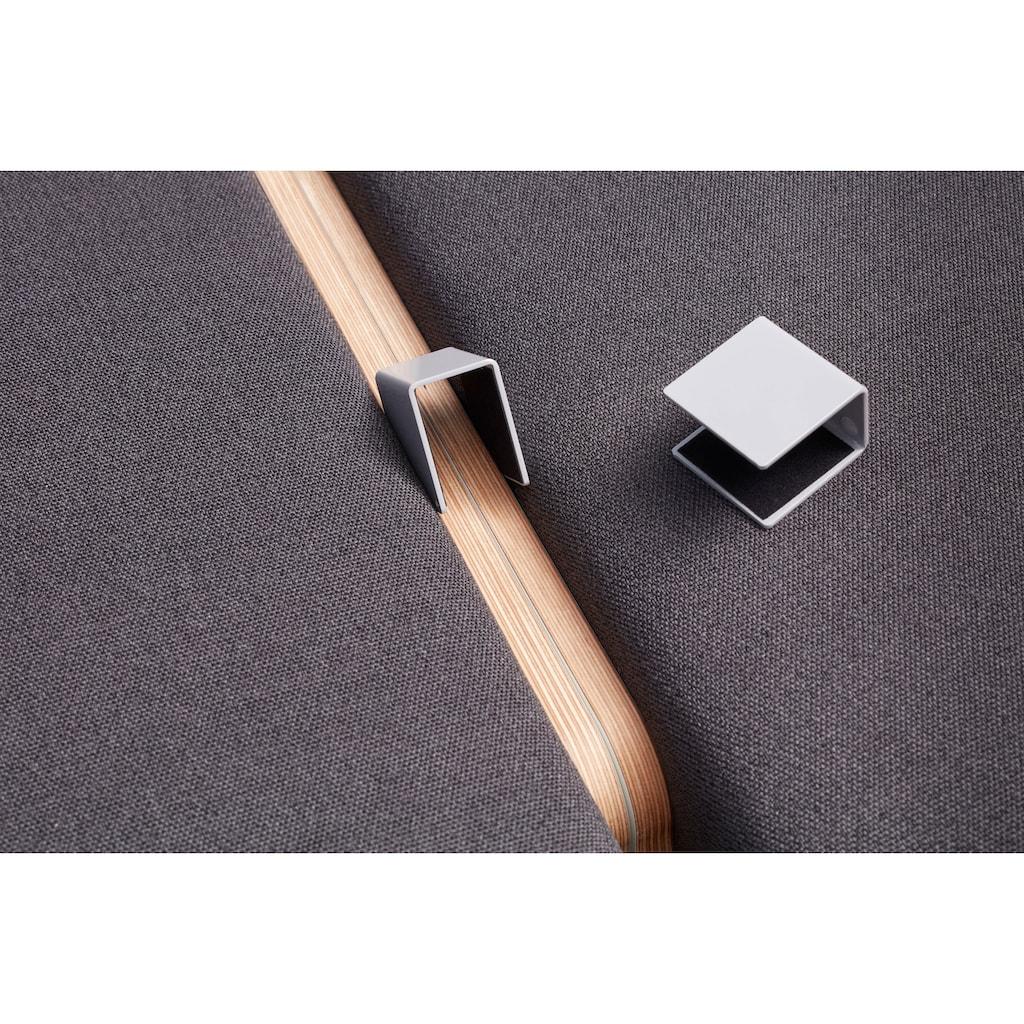 Müller SMALL LIVING Möbelklammer, passend zur »STAPELLIEGE«