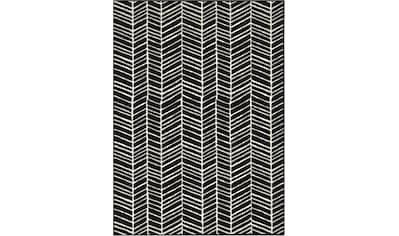 Teppich, »Luke«, andas, rechteckig, Höhe 8 mm, maschinell gewebt kaufen