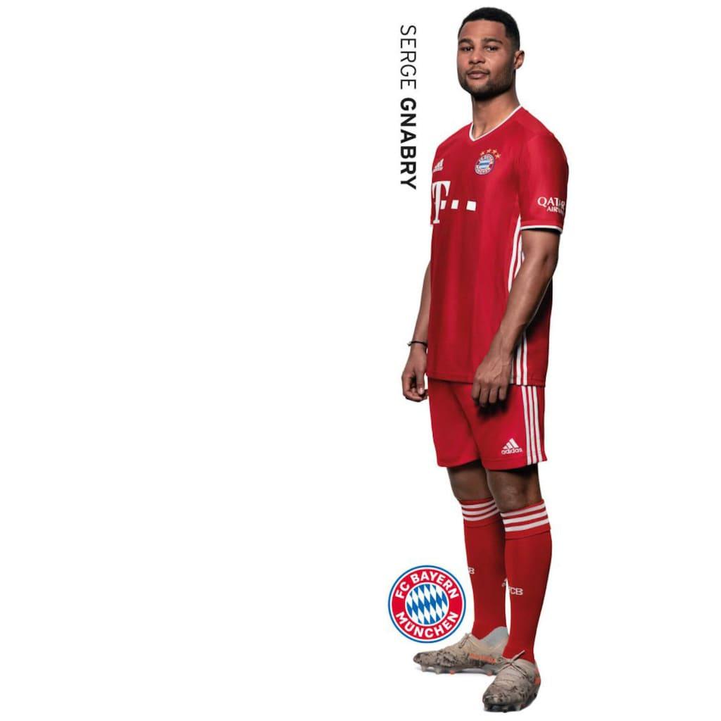 Wall-Art Wandtattoo »Sticker FCB Serge Gnabry«