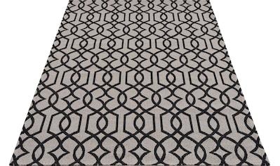 Carpet City Teppich »Cotton«, rechteckig, 5 mm Höhe, Flachflor, reine Baumwolle,... kaufen