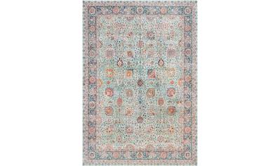 Teppich, »Mahal«, ELLE Decor, rechteckig, Höhe 5 mm, maschinell gewebt kaufen