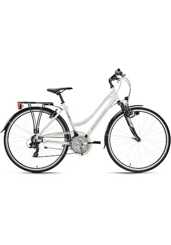 KS Cycling Trekkingrad »Canterburry«, 21 Gang, Shimano, Tourney Schaltwerk,... kaufen