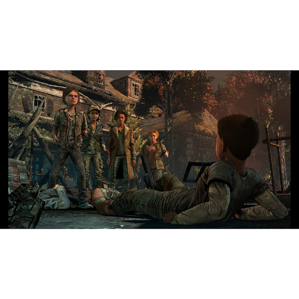 Skybound Games Spiel »The Walking Dead«, PlayStation 4