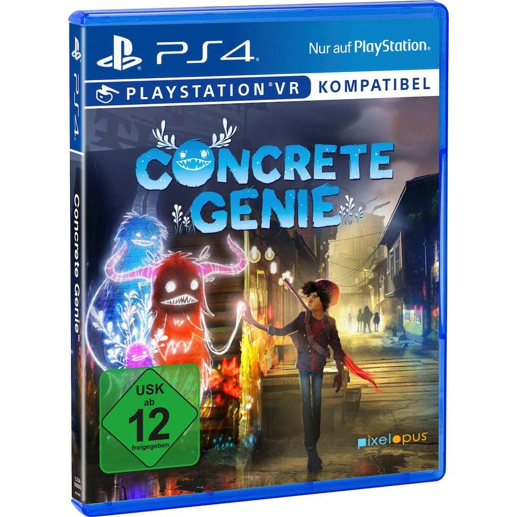 PlayStation 4 Spiel »Concrete Genie«, PlayStation 4