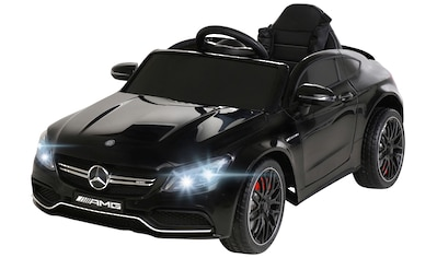 MIWEBA Elektro - Kinderauto »Mercedes C63«, für Kinder ab 3 Jahre, 12 V kaufen