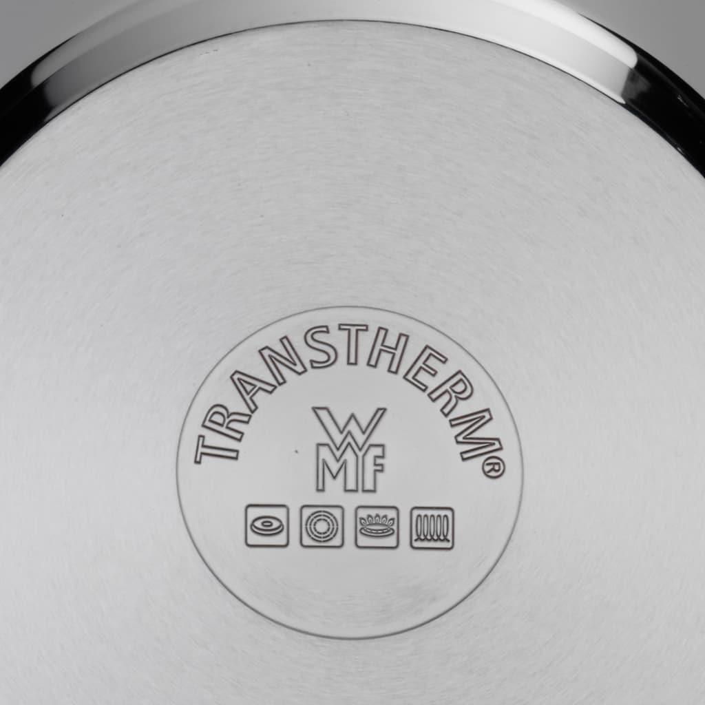 WMF Topf-Set »Quality One«, Cromargan® Edelstahl Rostfrei 18/10, (Set, 10 tlg.)