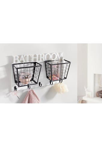 Home affaire Badregal »Bathroom« kaufen